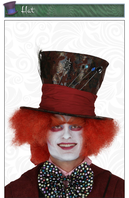 Mad Hatter Replica Hat