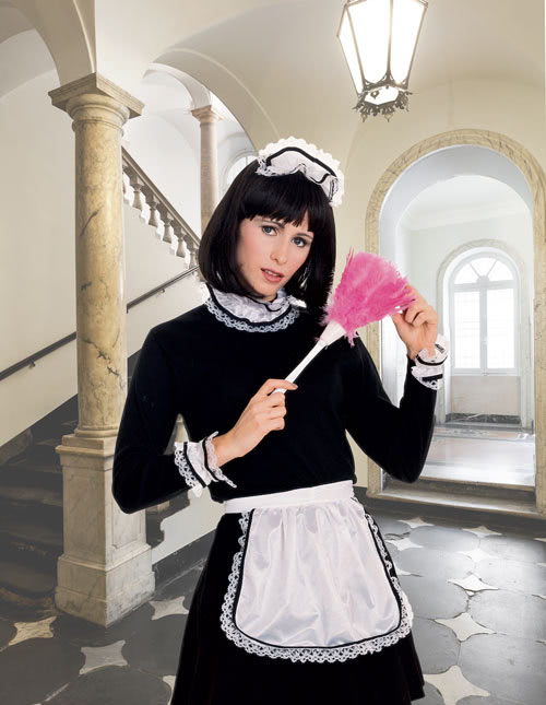French Cuff Women Porn - French Maid Accessory Kit