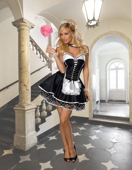 Sexy Maid Costume