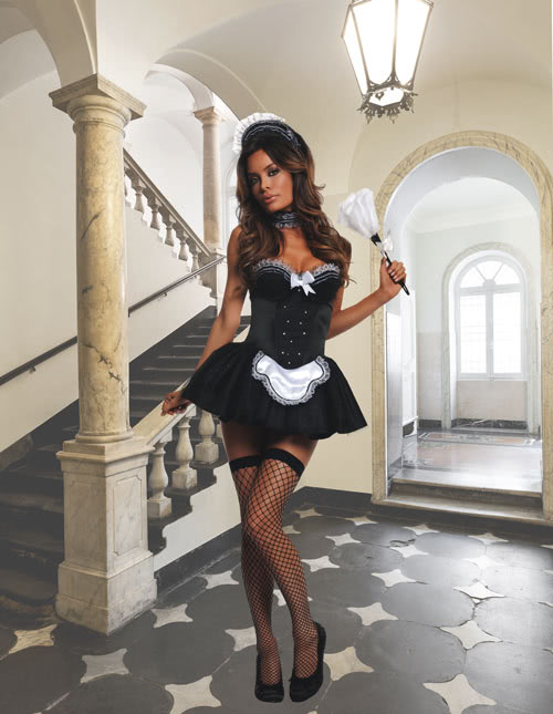Sexy Maid Outfit