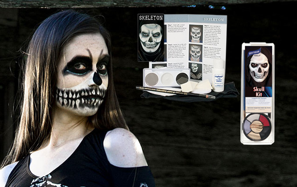 a1fa80f5644a Makeup - Halloween Makeup, Costume Make Up Kits