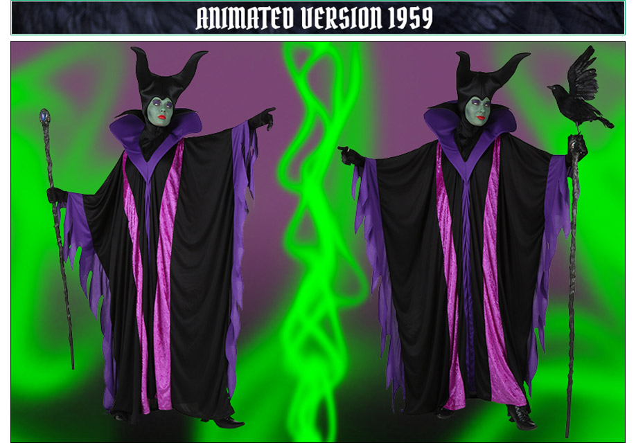 Animated Maleficent Costume