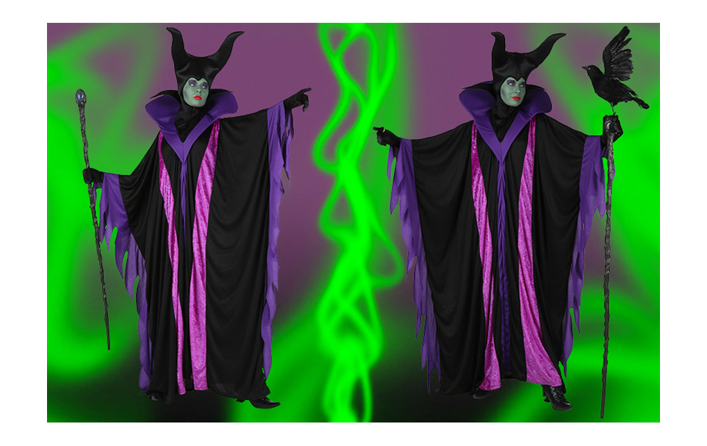 Animated Maleficent Costume