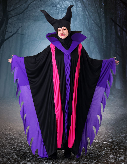 Plus Size Maleficent Costume