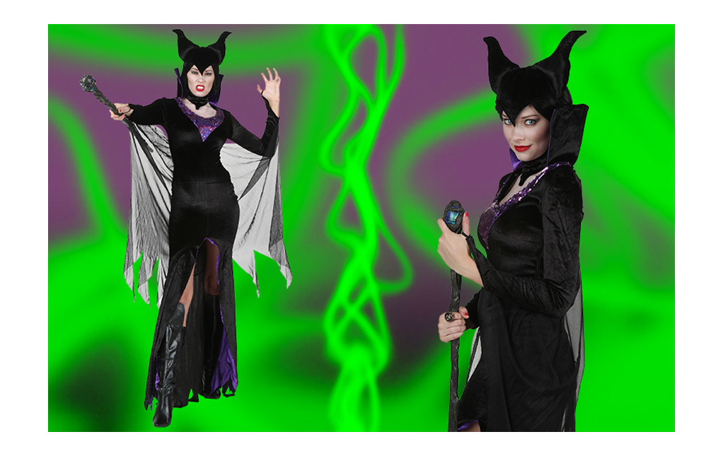 Sexy Maleficent Costume