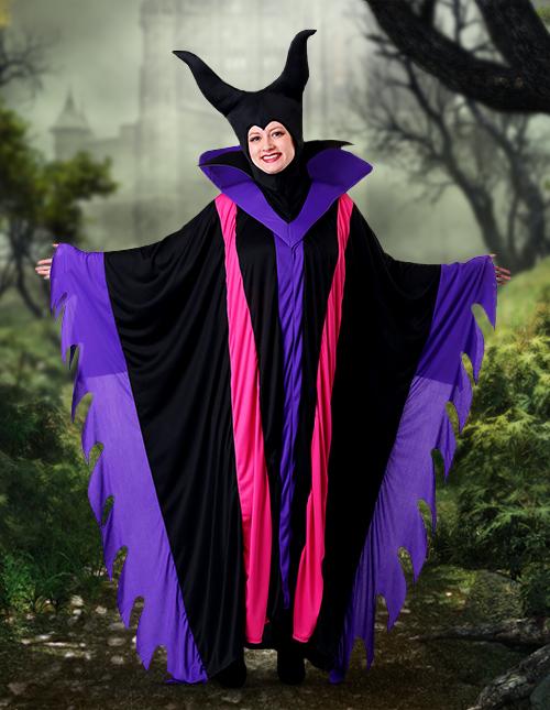 Animated Evil Queen Costume