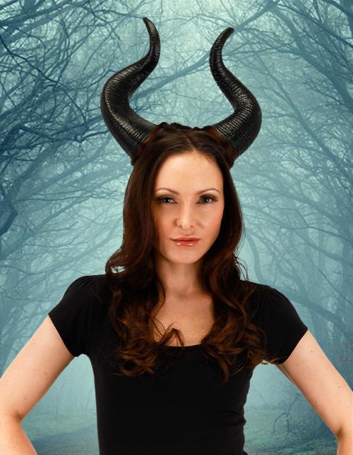 Maleficent Headpiece