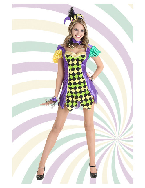 Mardi Gras Costumes for Women