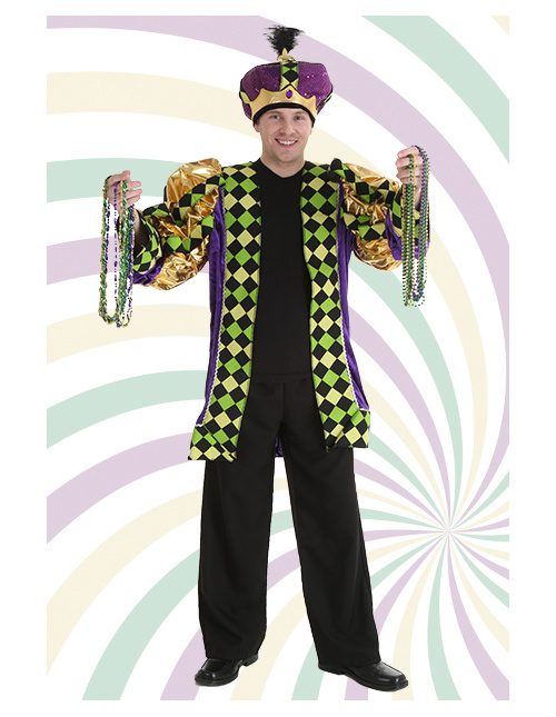 Men's Mardi Gras Costume