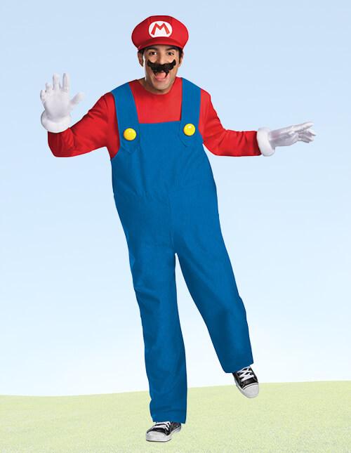 Deluxe Mario