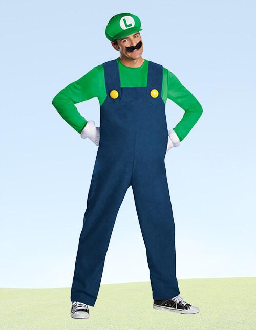Deluxe Luigi