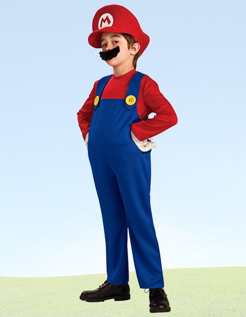 Child Deluxe Mario