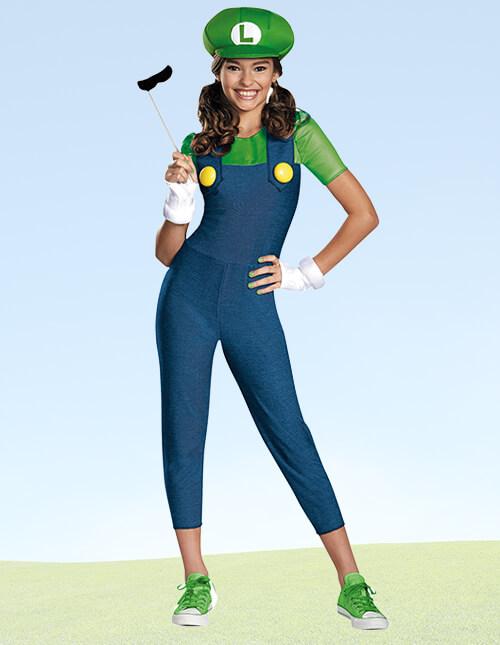Tween Luigi