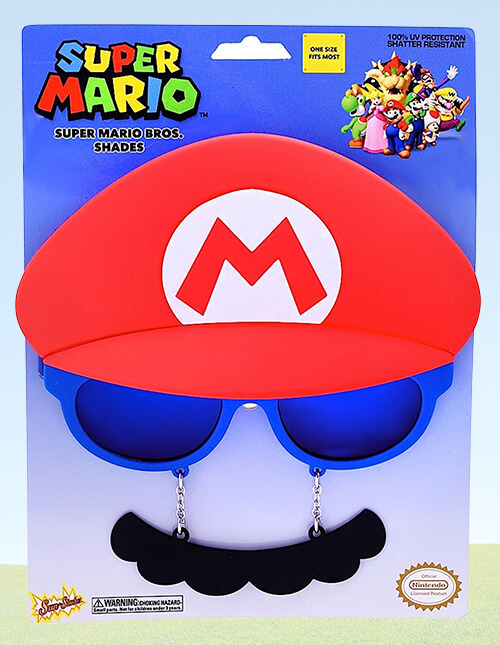 Mario Sunglasses