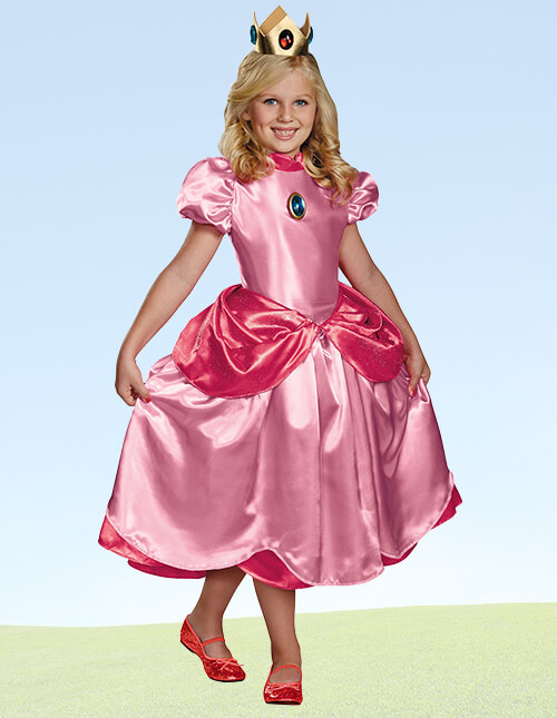 Deluxe Princess Peach