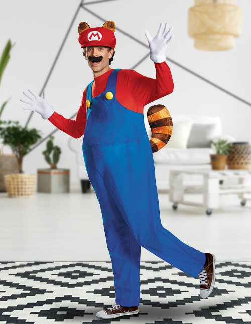 Super mario Bros. Costume