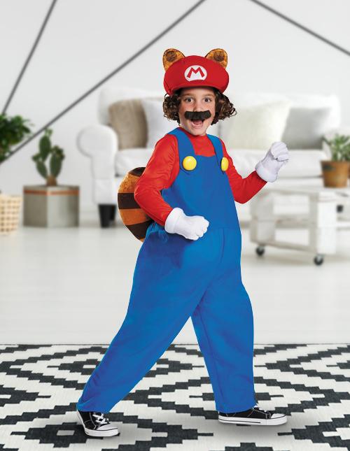 Tanooki Mario Costume