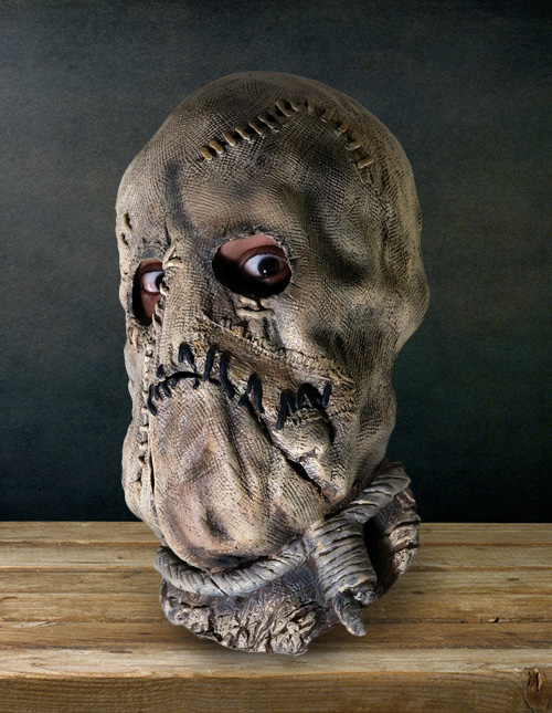 Dark Knight Scarecrow Mask