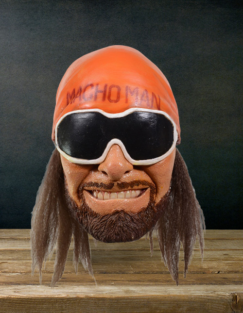 Randy Savage Mask