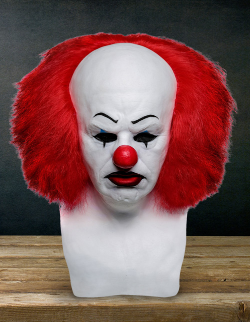 Authentic Pennywise Mask