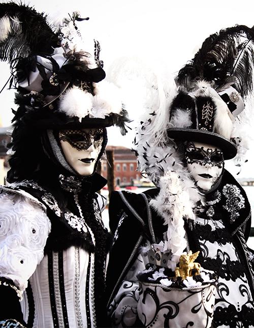 Elegant Masquerade Masks