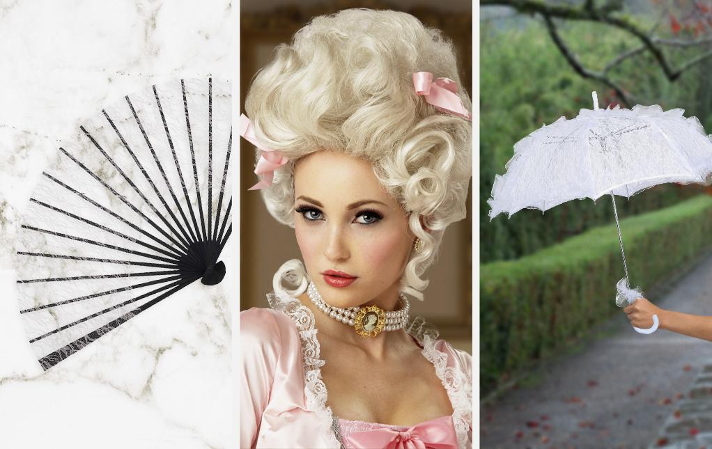 Masquerade Jewelry and Accessories