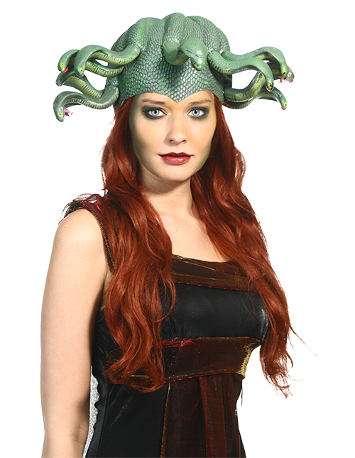 Gorgon Gorgeous Pose  sc 1 st  Halloween Costumes & Medusa Costumes - Medusa Halloween Costume for Women