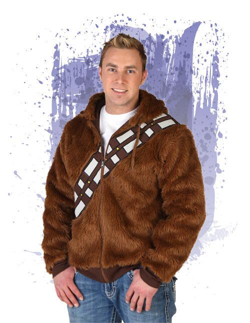 Chewbacca Costume Hoodie