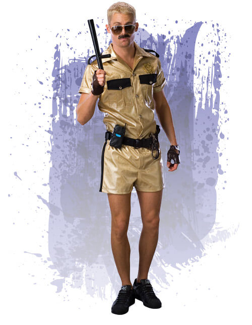 Deluxe Lt Dangle Costume