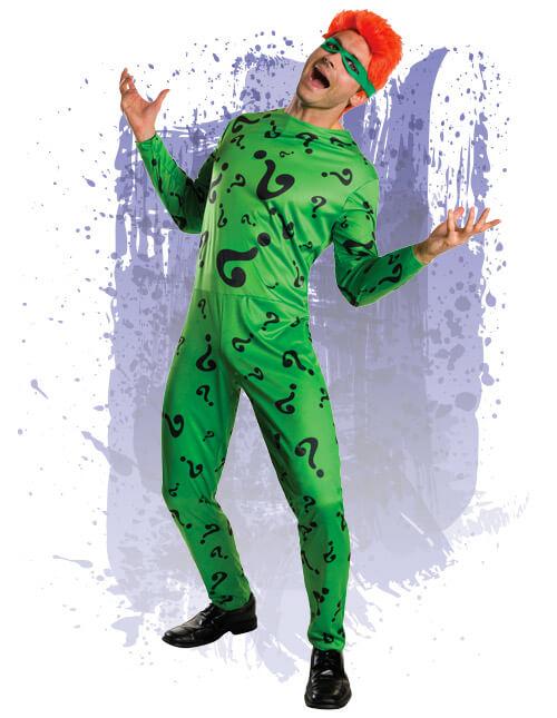 Menu0027s The Riddler Costume  sc 1 st  Halloween Costumes & Mens Halloween Costumes - HalloweenCostumes.com