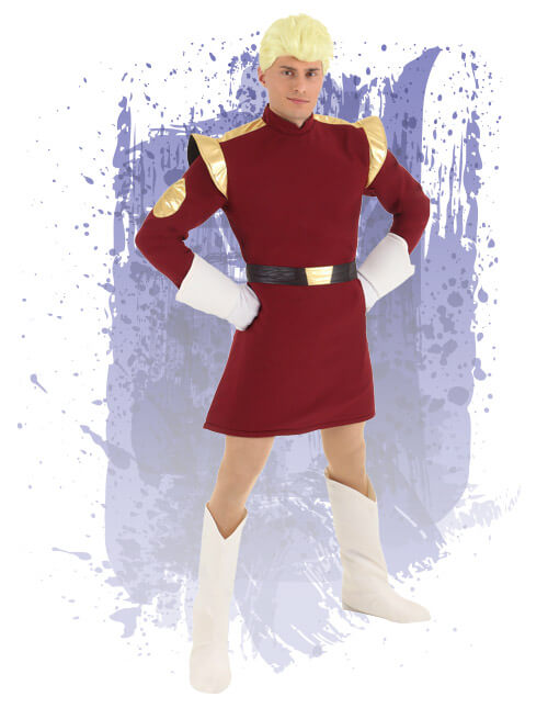 Zapp Brannigan costume with wig  sc 1 st  Halloween Costumes & Mens Halloween Costumes - HalloweenCostumes.com