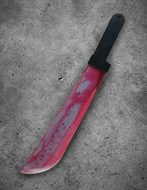 Bleeding Machete