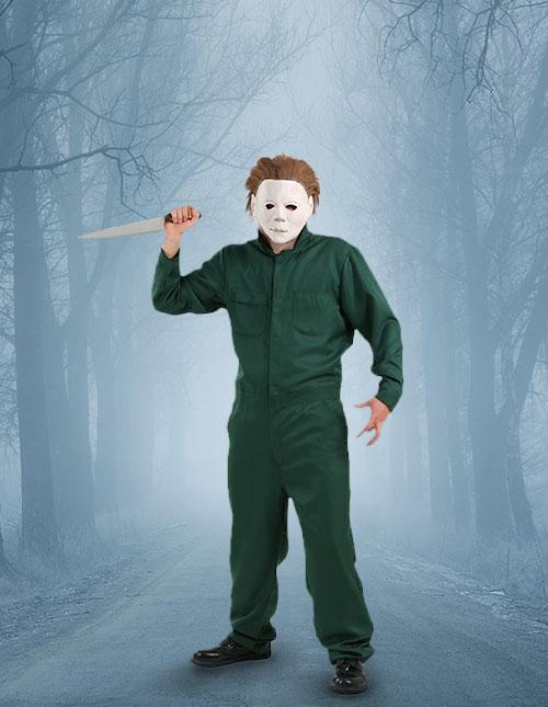 Michael Myers Halloween II Costume