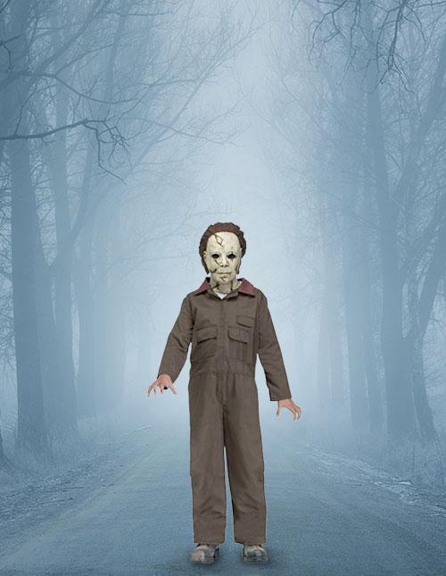 Michael Myers Rob Zombie Costume