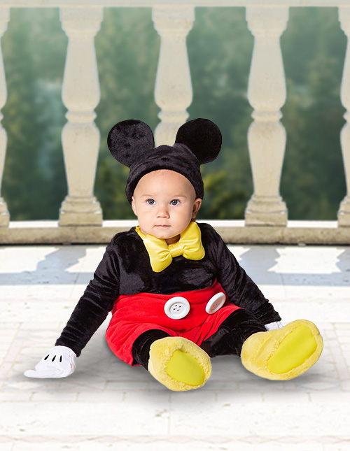 Baby Mickey Mouse Costumes