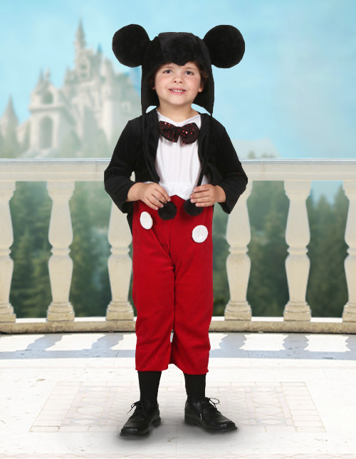 Kids Mickey Mouse Costumes