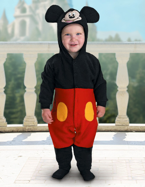 Mickey Mouse Costume Toddlers