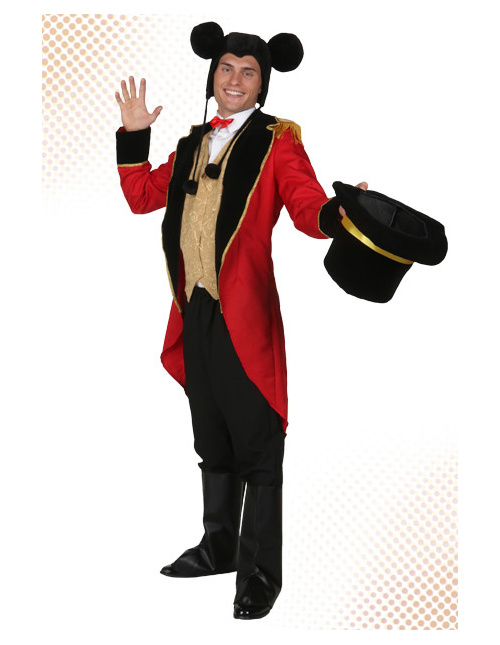 Magician Mickey Mouse Costume