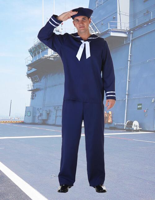 Navy Sailor Uniform