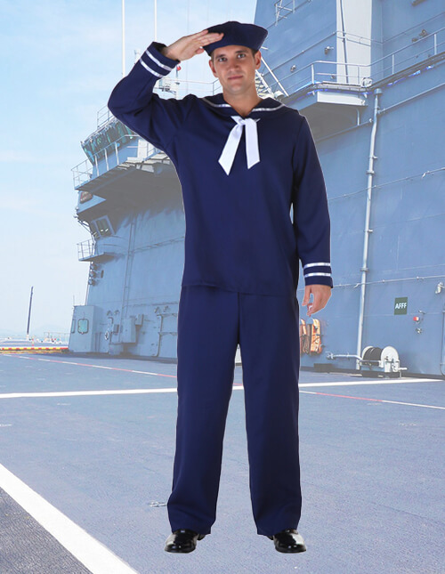 Navy Sailor Uniform