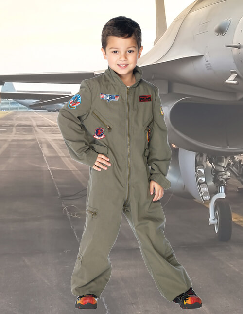 Kids Flight Suit  sc 1 st  Halloween Costumes & Military Costumes - Adult Kids Army and Navy Halloween Costume