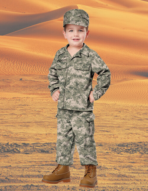 Toddler Marine Costume U S Marine Corps Dress Blues Uniform For