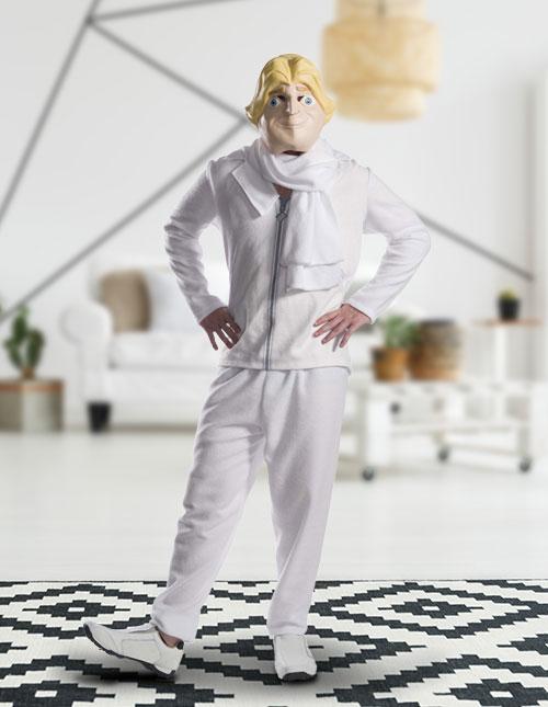 Dru Gru Costume