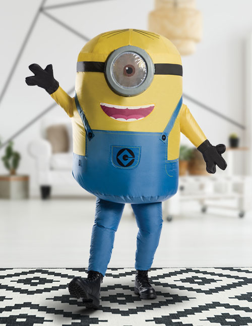 Inflatable Minion Costume