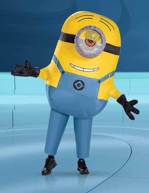 Inflatable Minion Costume