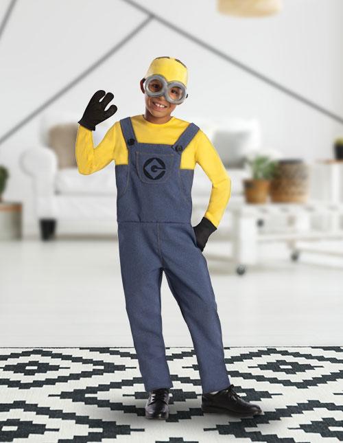 Kids' Minions Costume