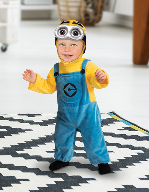 Minion Costume for Toddler