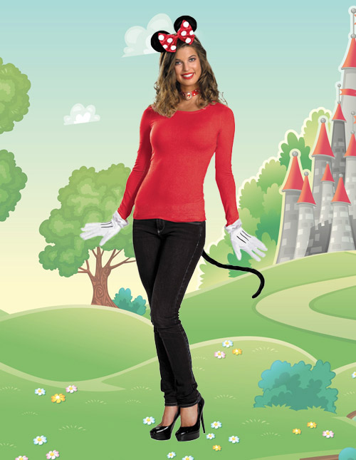Minnie Mouse Costume Kit