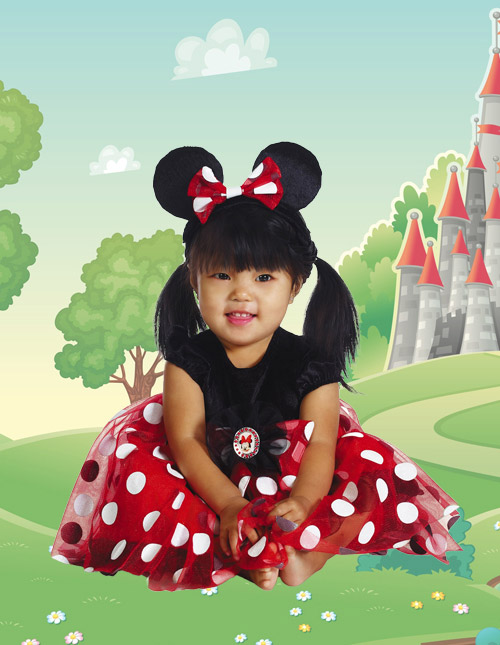 Minnie Mouse Costume for Babies