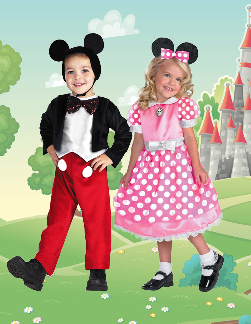 Mickey Mouse Clubhouse Costumes